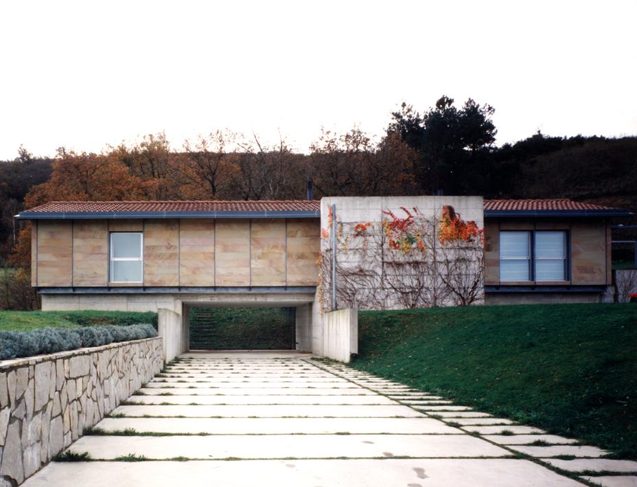 Roberto ercilla arquitectura casa en lasarte oria 1996 1998 - Arquitectos en vitoria ...